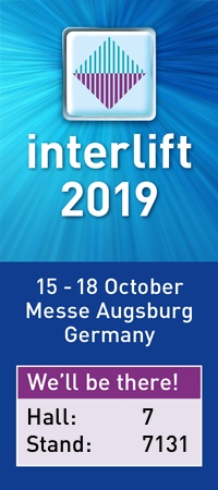 ETG at Interlift 2019